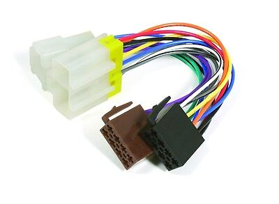 Wiring Harness Adapter For Nissan 1987-1994 To Iso Plug    (App0121)