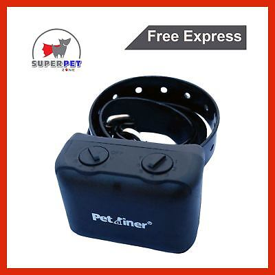 Rechargeable Dog Vibration Training Collar To Stop Barking - Anti Bark For Pets