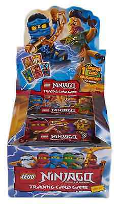 Lego Ninjago Trading Cards Booster Pack - 1 Brand New Sealed Packet Of 5 Cards