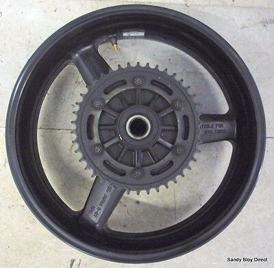 Rear Wheel & Sprocket Carrier to suit Yamaha TDM900 (2004) USED