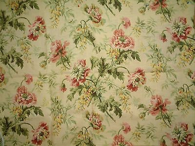 Mulberry Fabric Moonflower - Superb Floral