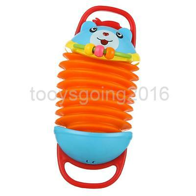 Developmental Early Learning Colorful Toddler Musical Accordion Toy Gifts