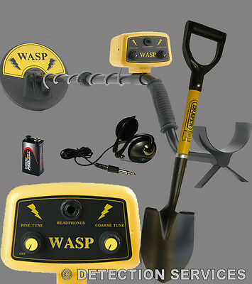 VIKING WASP metal detector search manhole covers locators and construction