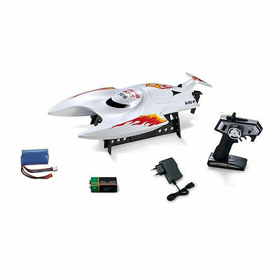 2.4g RC Radio Control Water Cooled High Speed Racing Rudder Power Speed Boat