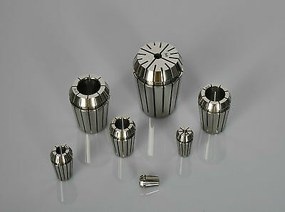 ER11 Spring Collet Chuck Collet Tool Bit Holder Select Diameter From 1mm To 7mm