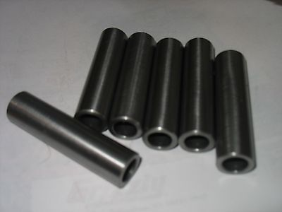 """Steel Tubing /Spacer/Sleeve  1""""  OD X 5/8"""" ID  X 12"""" Long  1 Pc DOM CRS"""