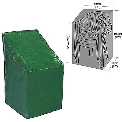 Parkland Patio Stacking Chair Chairs Cover Green Garden Waterproof Outdoor