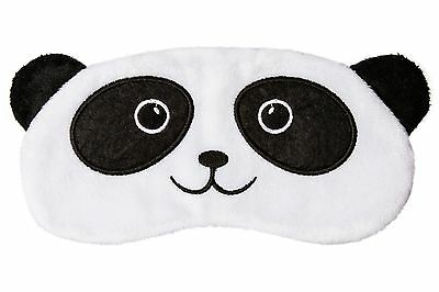 Sleep Eye Mask Panda Sleeping Face Masks