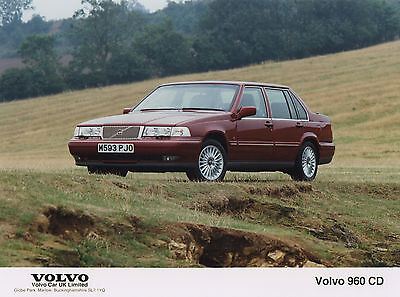 Volvo 960 CD Press Photograph - 1994