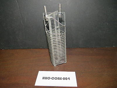 DIY HHO Generator Cell Unit Tower Core - Hydroxy Browns Water4Gas, QTY 1
