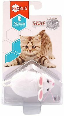 Hexbug Mouse Robotic Cat Toy - Random Color