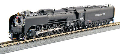Kato N Scale FEF-3 4-8-4 Steam Locomotive Union Pacific #838 Freight DC 1260402