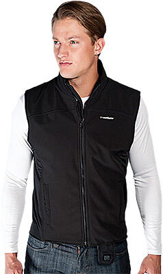 Venture Men's GT-28 Grand Touring 12V Heated Cold Weather Soft Shell Vest