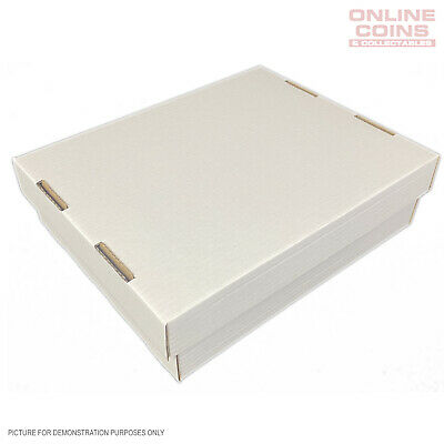 Cardboard 3200ct Trading Card Storage Box with Lid - Holds up to 3200 Cards!!