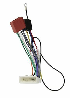Wiring Harness Adapter For Subaru/ Nissan To Iso Plug (App091)