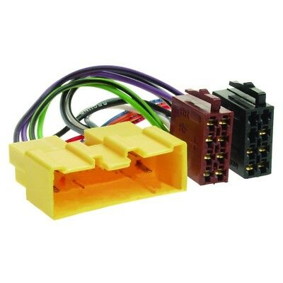 WIRING HARNESS ADAPTER FOR MAZDA and FORD TO ISO PLUG  (APP072)