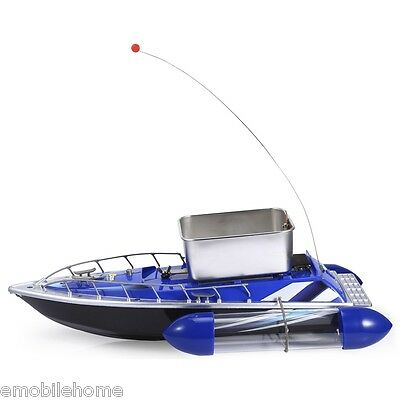 Mini RC Wireless 200M Fishing Lure Bait Boat for Finding Fish