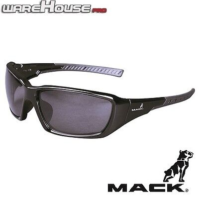 Brand New MACK FLYER POLARIZED SAFETY / SUN GLASSES- 1,3 or 8 Pack
