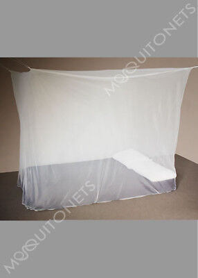 Travel Mosquito Net. Box. Queen. Treated