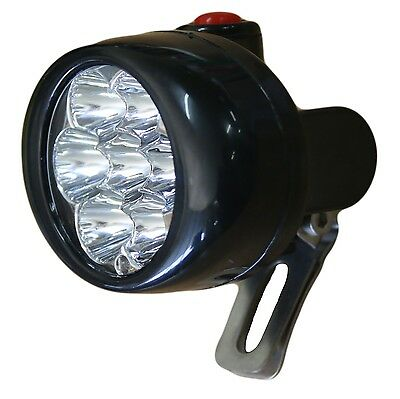 IECEx Certified Cordless Miner's Caplamps