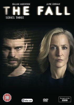 The Fall Series 3 Dvd Complete Third Season 2016