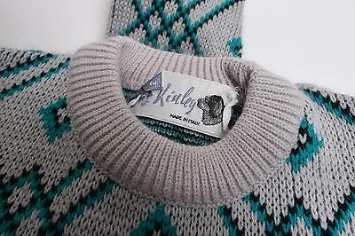 Vintage 1960s Children's Sweater - Made in Italy - Mt Kinley