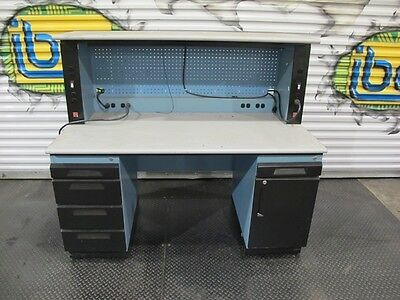 Kewaunee Lab ESD Work Bench With Drawers