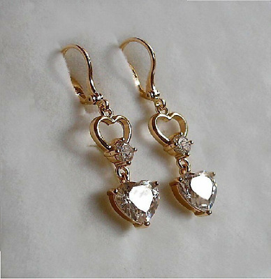 GENUINE LARGE 9ct Gold Hoop Earrings gf,ALMOST SOLD OUT! SILLY PRICE ref 07