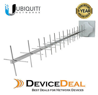 Ubiquiti Networks airMAX YAGI AMY-9M16-2 900MHz 2x2 MIMO High-Gain Antenna - 2 u