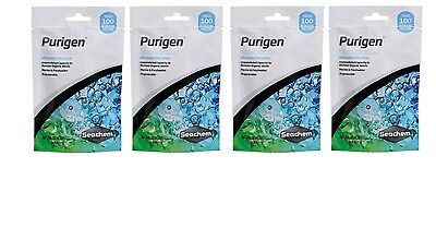 Seachem - Purigen - FOUR PACK - 100ml - Ultimate Filtration Media For Aquariums