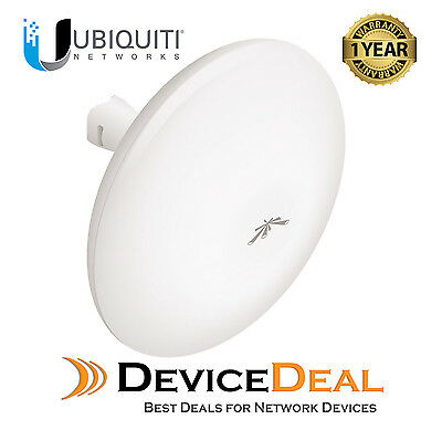 Ubiquiti Networks NBE-M5-19 NanoBeam®M 5GHz 19dBi High-Performance airMAX Bridg