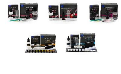 NYOS Complete Reefer Test Kit Package (NO3, PO4, CA, MG, KH/ALK) - Saltwater