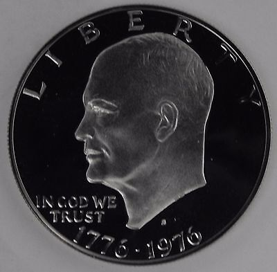 1976-S GEM Proof PF Eisenhower Ike Dollar Unc Uncirculated US Coin