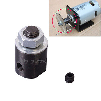 3.17mm Saw Bit Shaft Sleeve Motor Axis Adapter For 550/555 Motor 6mm Saw blade