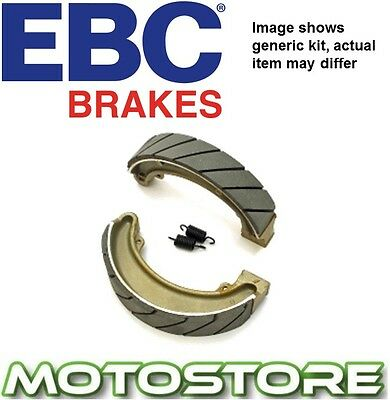 Ebc Front Brake Shoes Grooved Fits Yamaha Yz 490 1981-1984