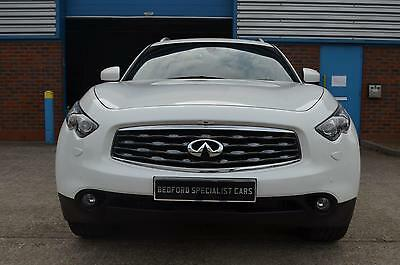 Infiniti FX 5.0iS V8 AWD S LE Premium Huge Spec Immaculate Car
