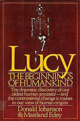 Lucy Beginnings of Humankind Acclaimed Archaeology Anthropology Australopithecus • CAD $21.41