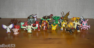 Partner Digimon Figuren Auswahl Staffel 3 Tamers Guilmon Renamon Figur