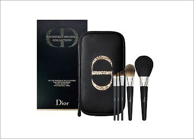 Dior Backstage Brushes Collection Travel Brush Christmas Gift Set NEW&AUTHENTIC