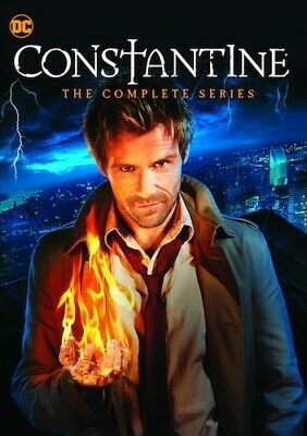 Constantine: The Complete Series - 3 DISC SET (2016, DVD NEW)
