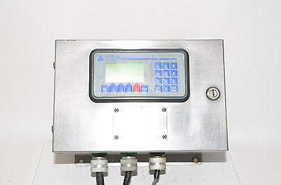 Anderson Instruments BC104 Batch Controller Sanitary With Stainless Enclosure