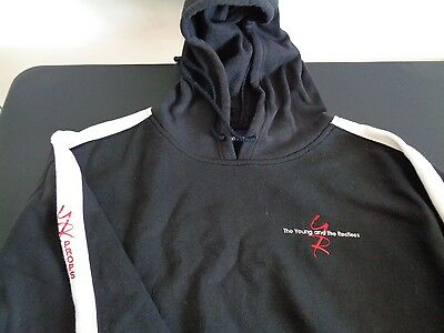 Y & R Young and the Restless PROPS Cast Crew PROMO Hoodie XL Sweatshirt TV Show