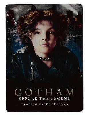 2016 Cryptozoic Gotham Before The Legend P3 METAL Industry Summit Promo Rare