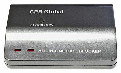 CPR V108 Touch Button Nuisance Call Blocker - Black -From the Argos Shop on ebay