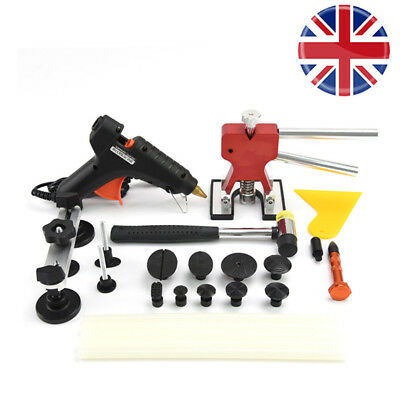 PDR Car Ding Dent Removal Tools Glue Dent Puller Paintless Dent Repair Kit