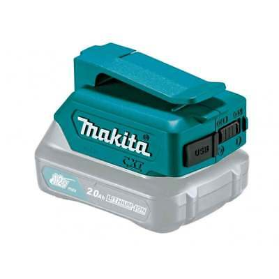 MAKITA CXT USB Adaptor Charger DEAADP06