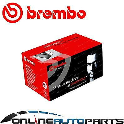 Brembo 4wd REAR Disc Brake Pad Set for Patrol GU Y61 1997-2012 4x4 Nissan