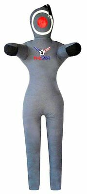 Brazilian Jiujitsu Mma Wrestling Fighting Bag Judo Martial Art Dummy