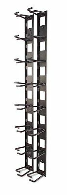 APC AR8442 Vertical Cable Organizer for Netshelter Vx Channel