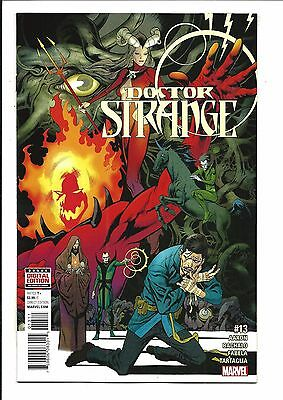 DOCTOR STRANGE # 13 (DEC 2016), NM NEW (Bagged & Boarded)